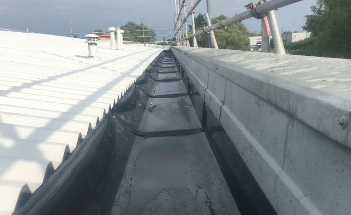 Commercial Roof Gutter Online